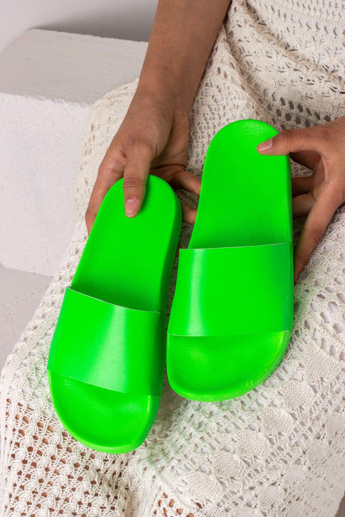 GELMA KADIN TERLİK-Yeşil